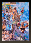 Die Maedchen vom Kalender machen Badeurlaub, 2021 by LeBueff