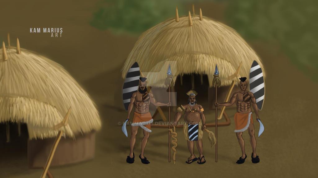 The Clan by kammarius