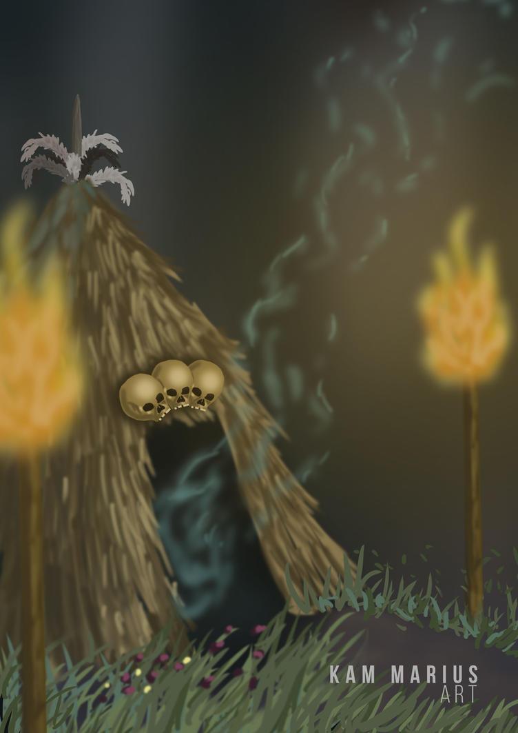 Sorcerer Hutt by kammarius