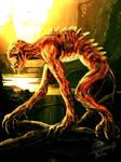 creature design 3 finalized