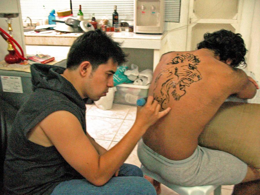 henna tattoo by XagroS on deviantART
