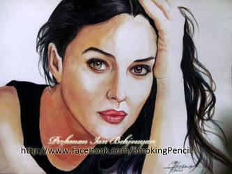 Monica Bellucci by XagroS