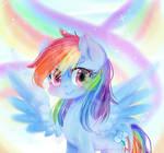 Rainbow Rainbow Dash