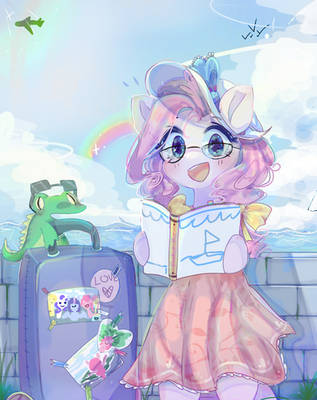 Travel by WindyMils