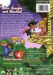 A Chipmunk Valentine DVD Back Cover