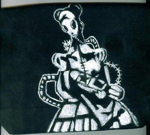 MCR Bags-Mother War by Killer-MCR-GD-Lovers