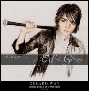 Gerard Way III by mcr-raven by Killer-MCR-GD-Lovers