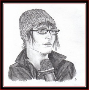Mikey Way by neverwinter-g.... by Killer-MCR-GD-Lovers