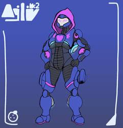Agility harness MK2