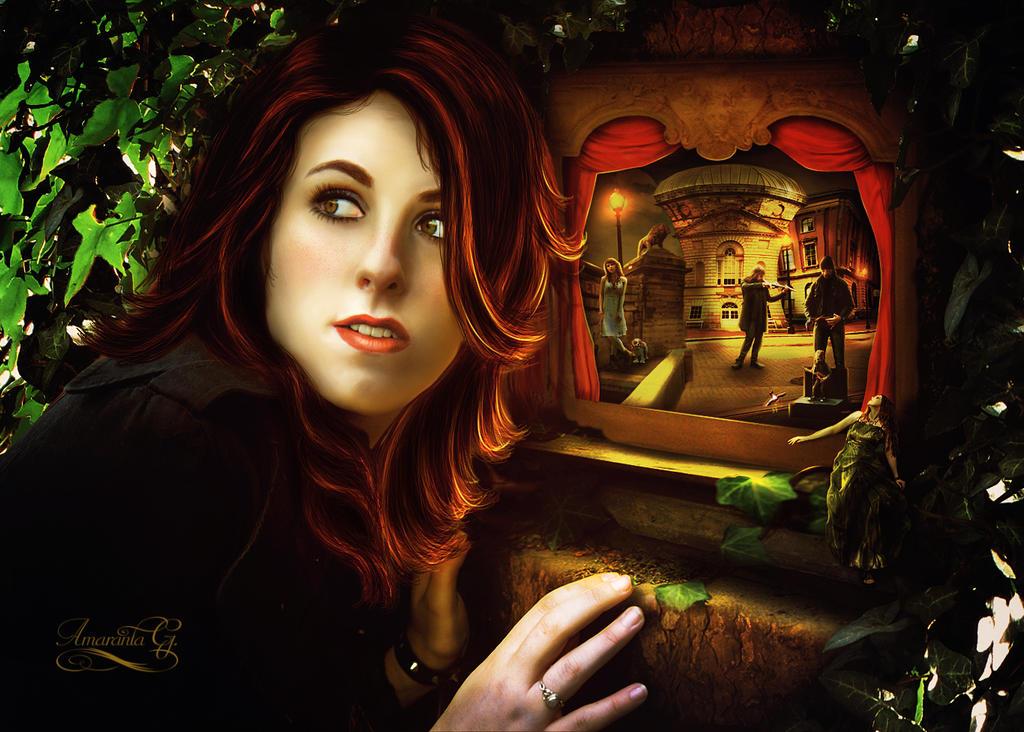 The secret theater by Amaranta-G