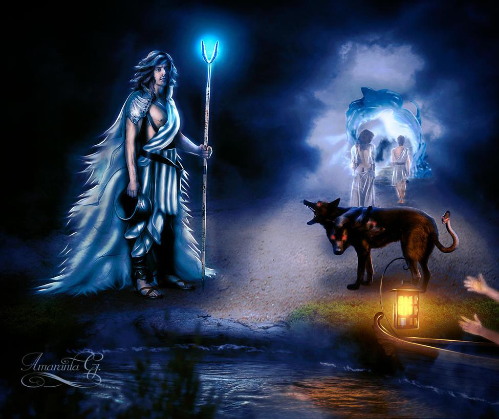 Hades by Amaranta-G