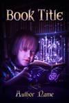 The secret book (Book Cover)