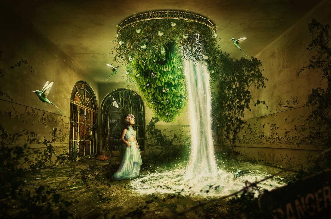 The Tree of Life by Amaranta-G