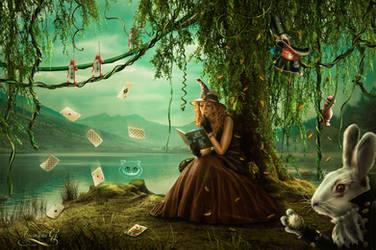 The story of Alice by Amaranta-G
