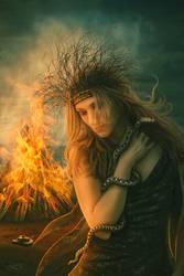Witch night by Amaranta-G