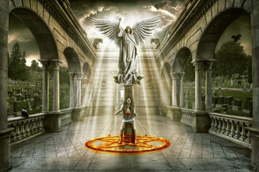 The God's anger by Amaranta-G
