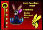 OI Encounter: Toon Bunny