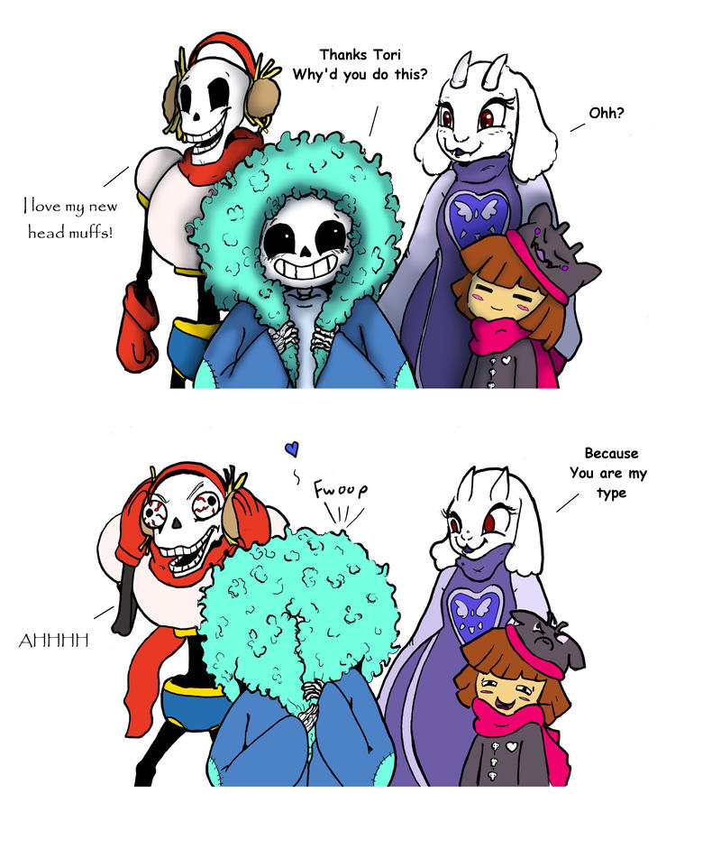 i just like drawing fluffy sans by bunnygirle26 on deviantart