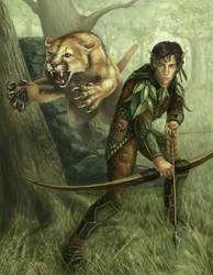 Archer by KaylaWoodside
