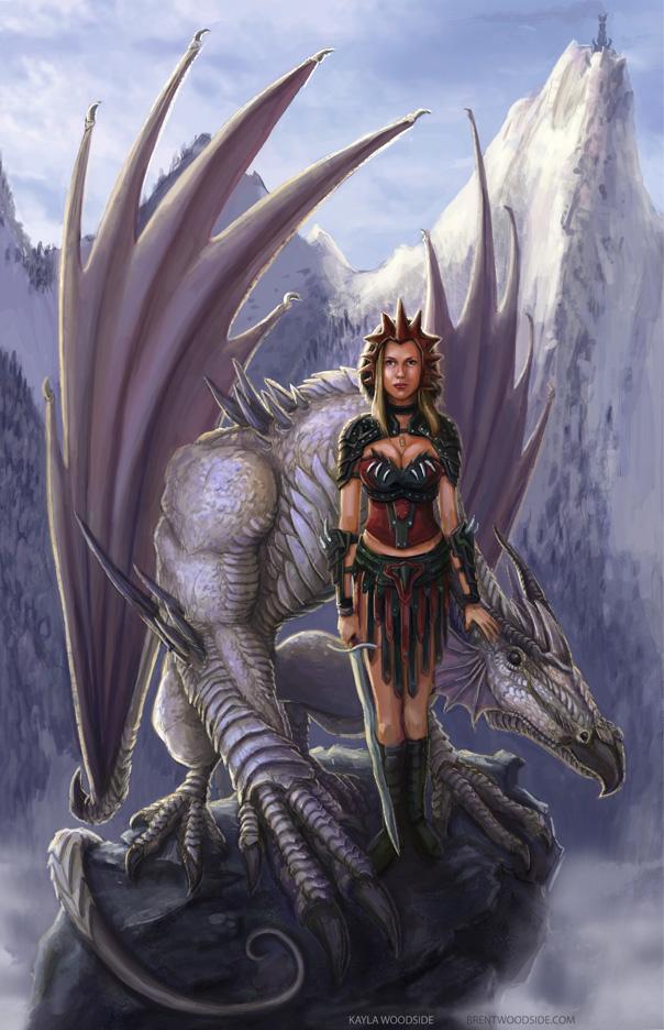 Dragon Lady