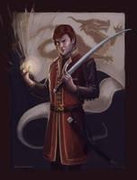 Rand Al' Thor by KaylaWoodside