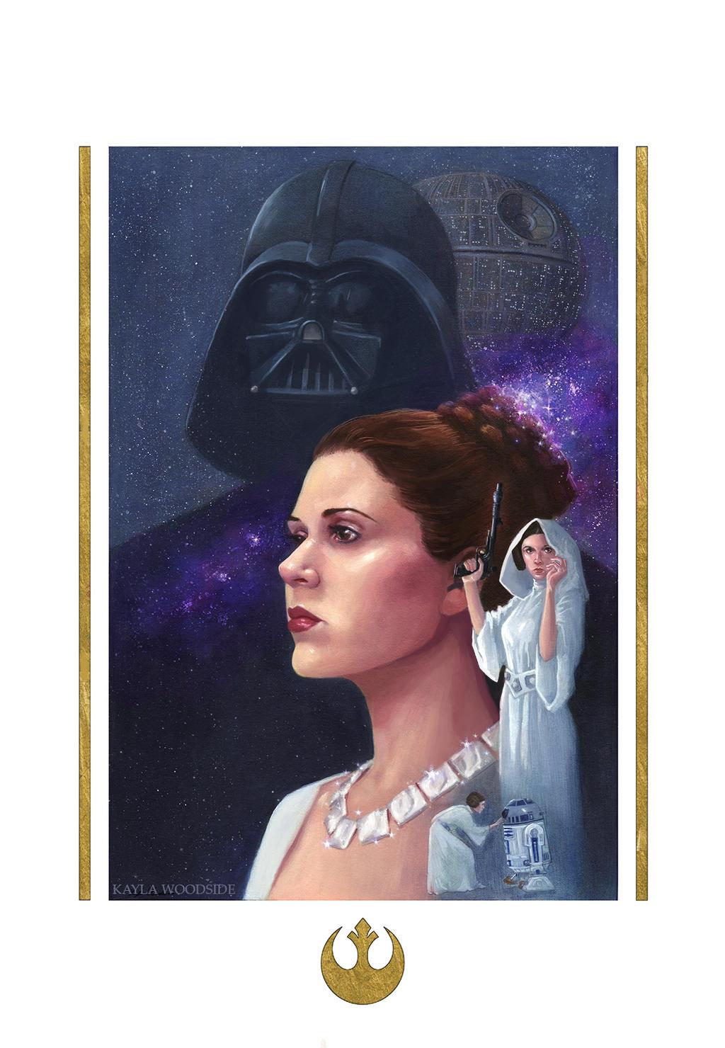 Last Princess Of Alderaan By Kayla Woodside Web