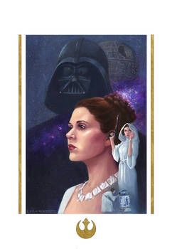 Last Princess Of Alderaan By Kayla Woodside Web
