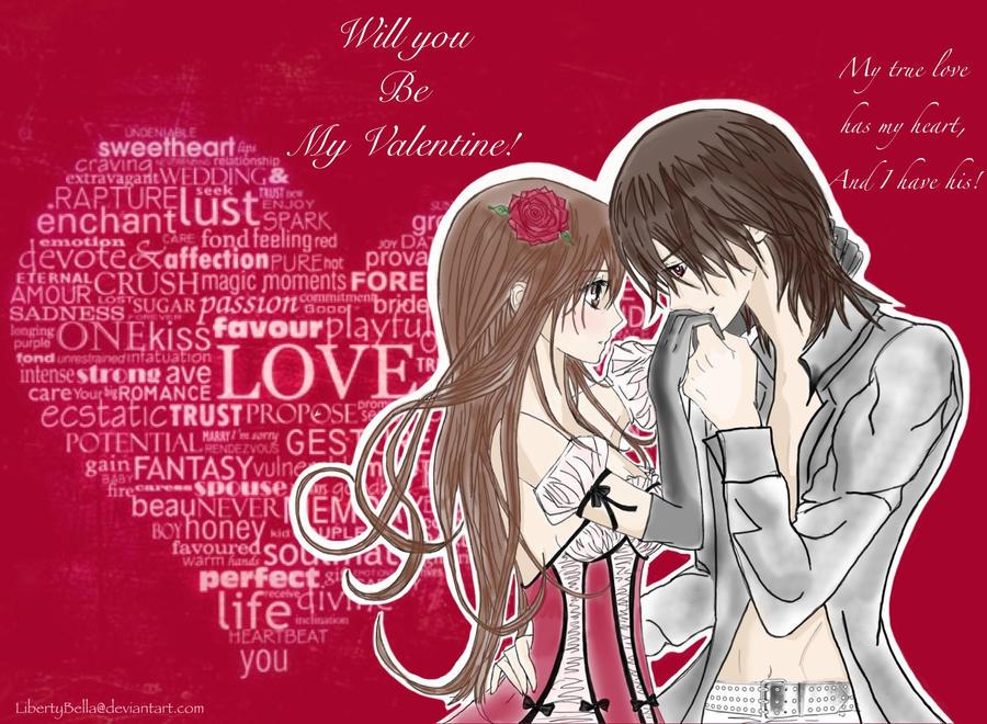 Yume Valentine by LibertyBella