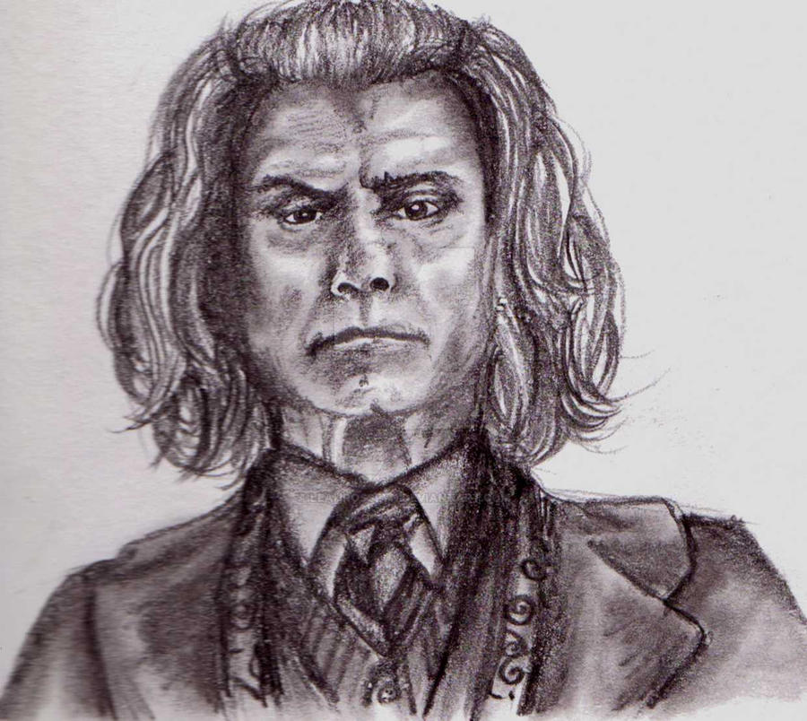 Rufus Scrimgeour by LeahRosslyn ...