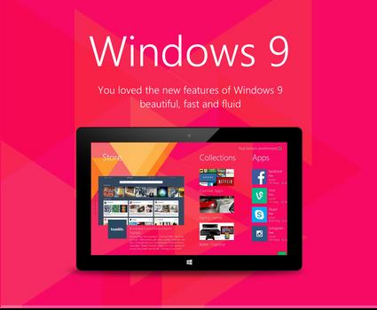 Windows9 appstore