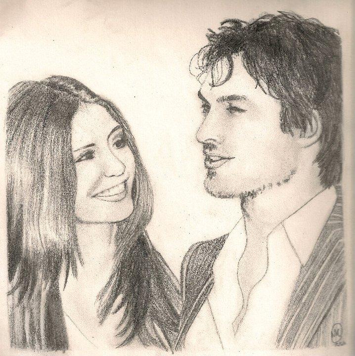 Nina and Ian by TheWuzzy