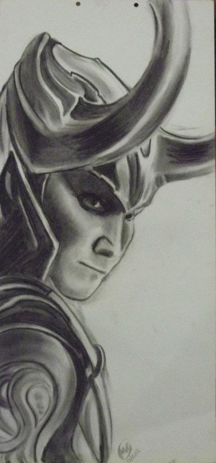 Loki'd by TheWuzzy