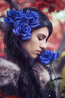 Lyanna Stark by sahramorgan