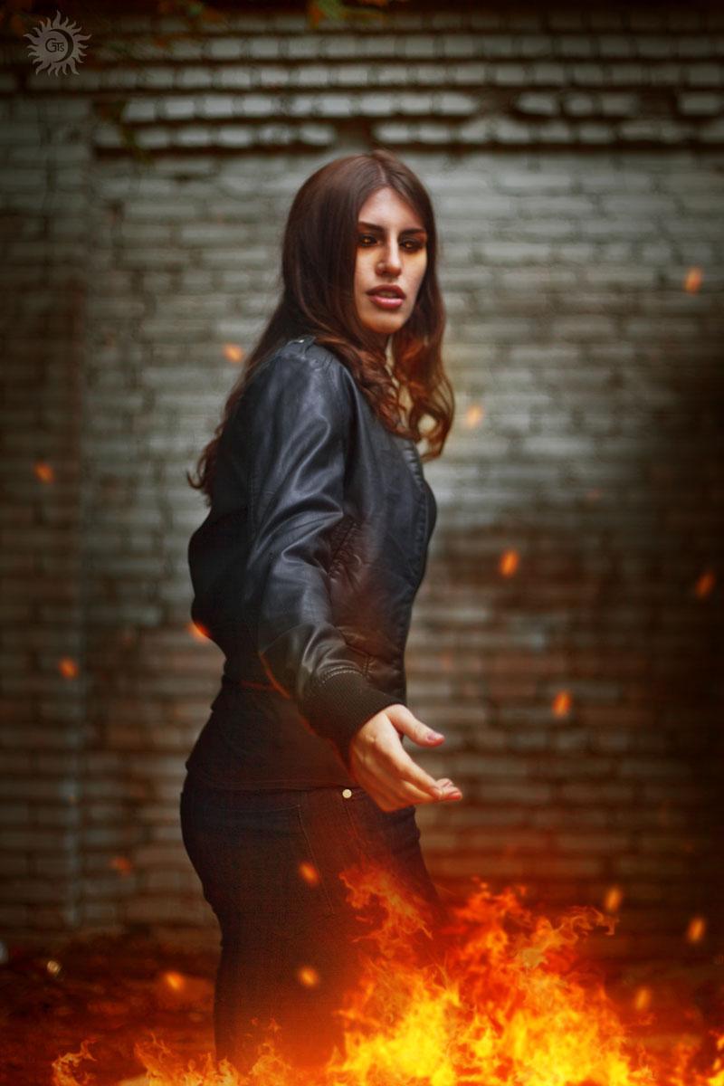Ruby Spn Cosplay Lucifer Rising By Sahramorgan On Deviantart