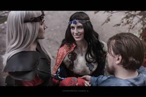 Lyanna Targaryen by sahramorgan