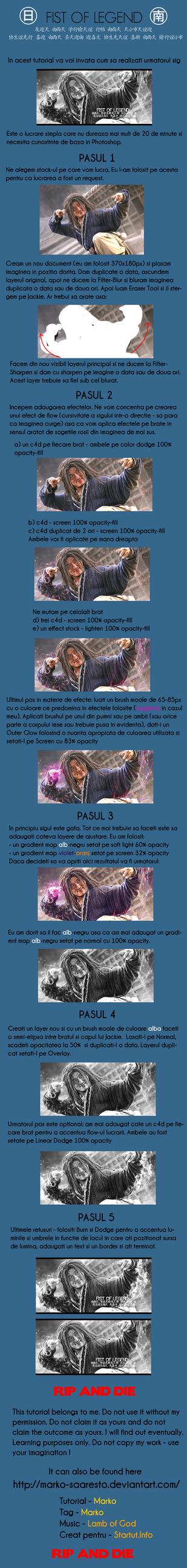 Fist of Legend sig tutorial by Marko-Saaresto