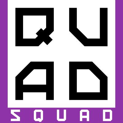 Quad Squad Logo by goldrc4