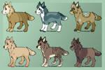 Chibi Dog Adopts (Closed)