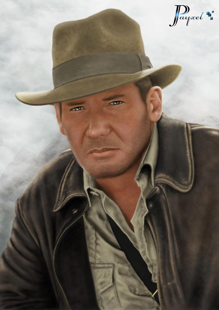 Indiana Jones by JPayxel