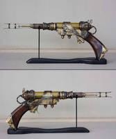 Kosmos brenner, optical raygun by WunderDark