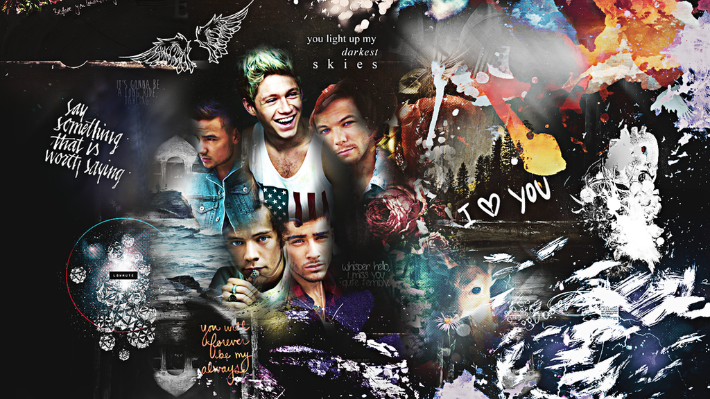 one direction wallpaper 2013 for laptopOne Direction Wallpaper For Laptop