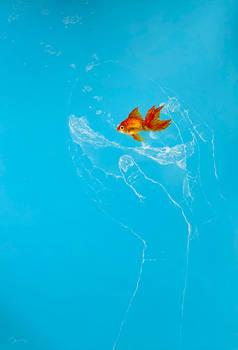 Blue-3seconds (Artist Hwang Hee-jung)