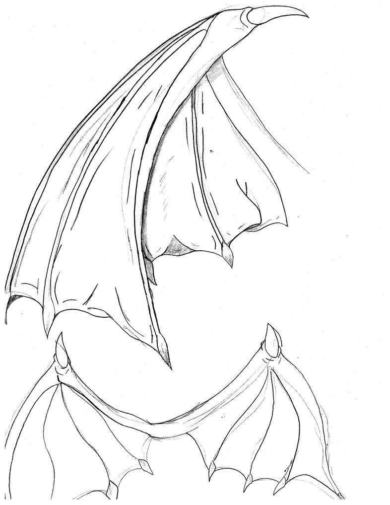 Bat Wings By Cybololz On DeviantArt