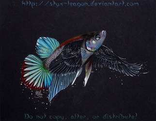 Angel Dunbar by styx-leagon