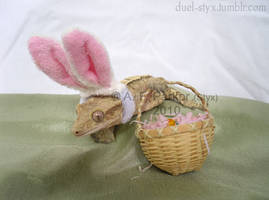 Easter ...Bunny? by styx-leagon