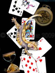 Alice In Wonderland by styx-leagon