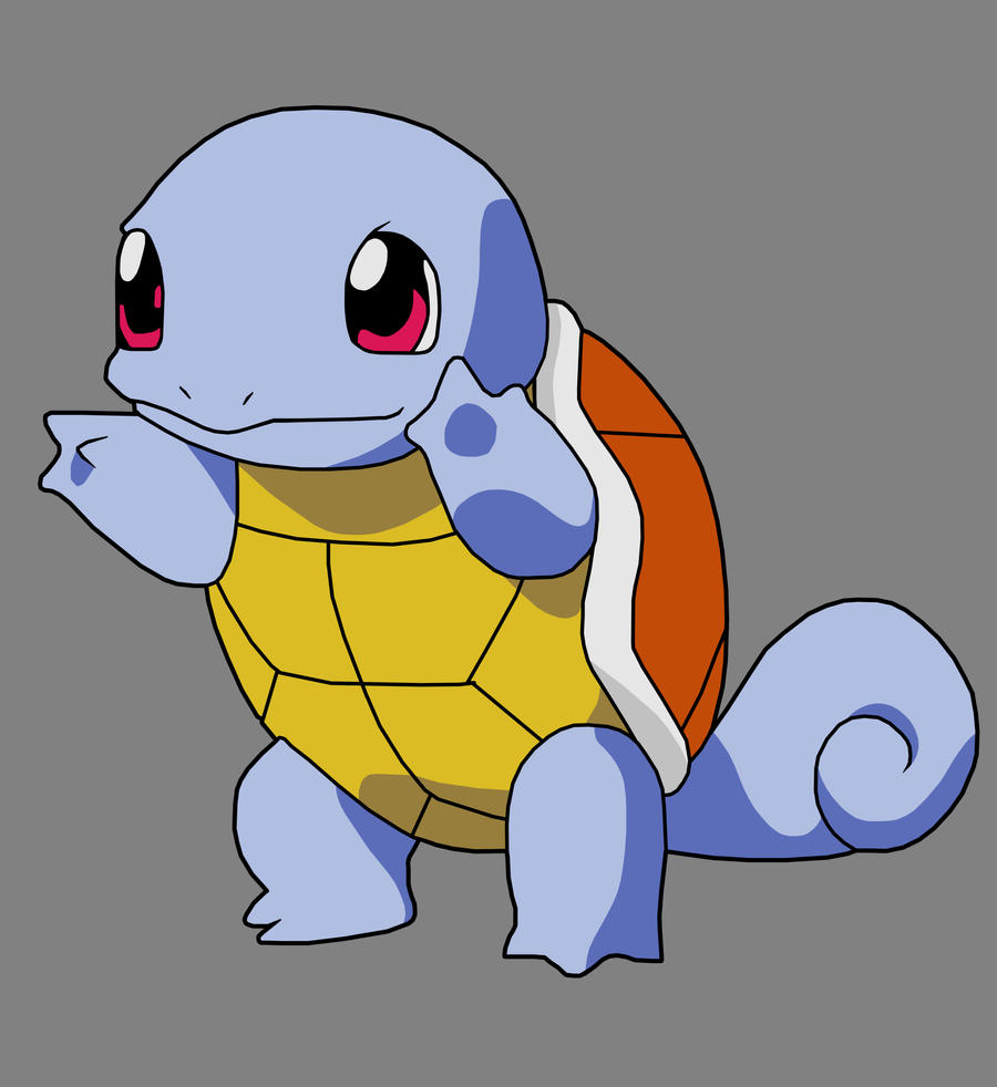 Pokemon - Squirtle by ...