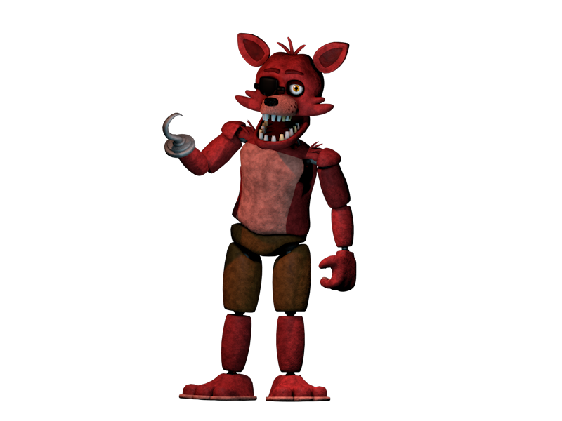 All Five Nights At Freddies 2 Characters