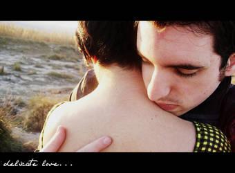 delicate love... by Nya23