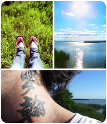 Walk, see and lovE by Nya23